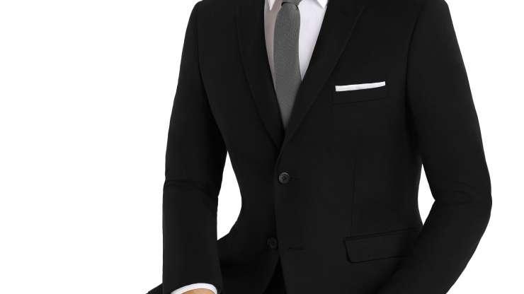 Couture Black Suit