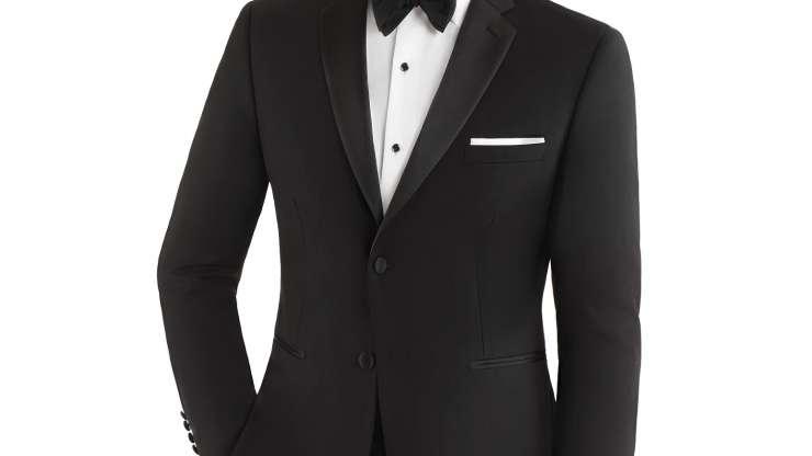 Couture Black Tuxedo